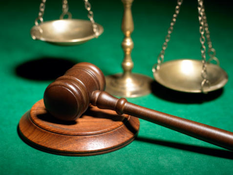 Scales of Justice-gavel-court-law