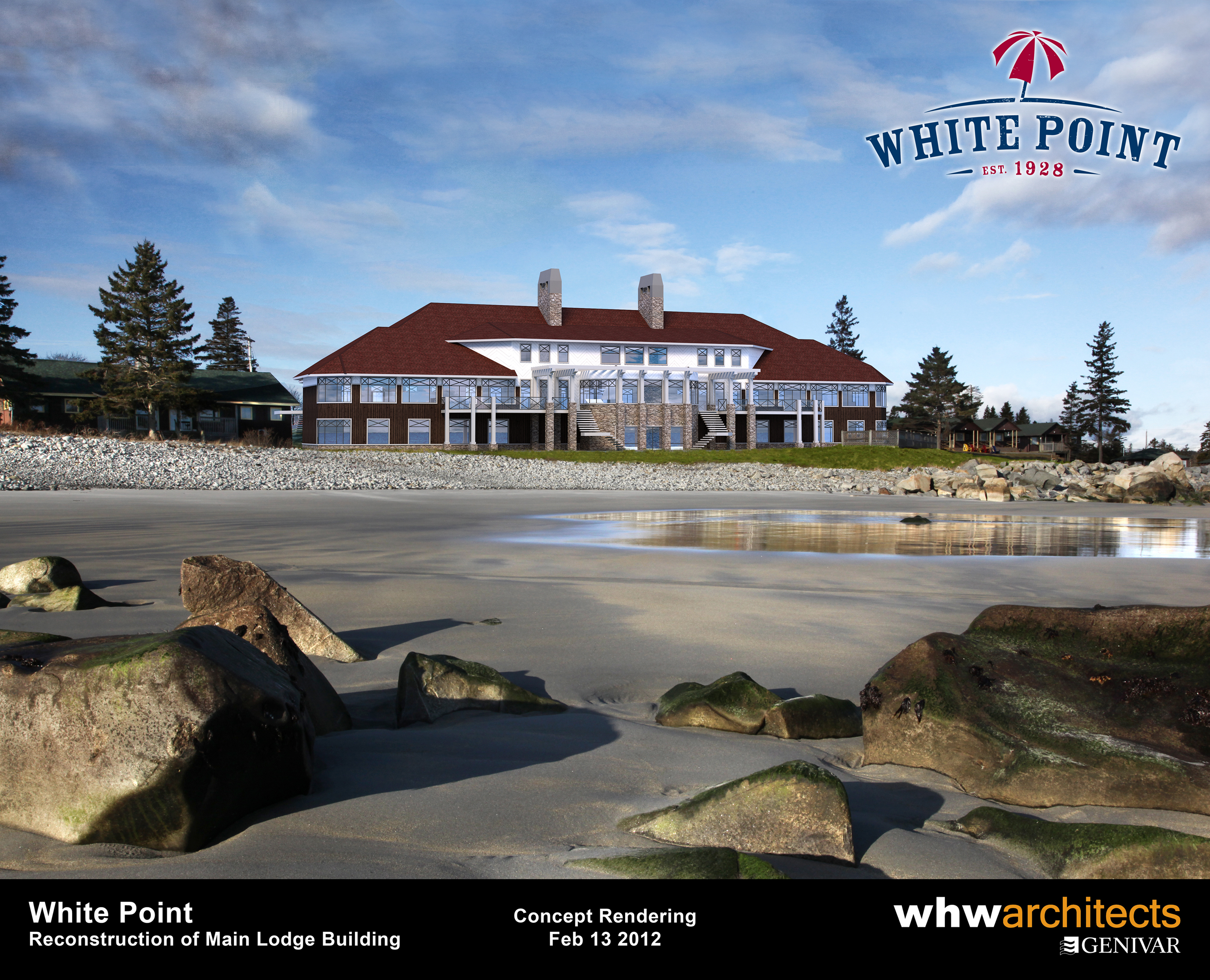 Emotional Re Opening For White Point Resort