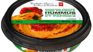 Loblaw Companies Limited is recalling President's Choice brand hummus and dip products from the marketplace because they may contain the toxin produced by Staphylococcus bacteria.