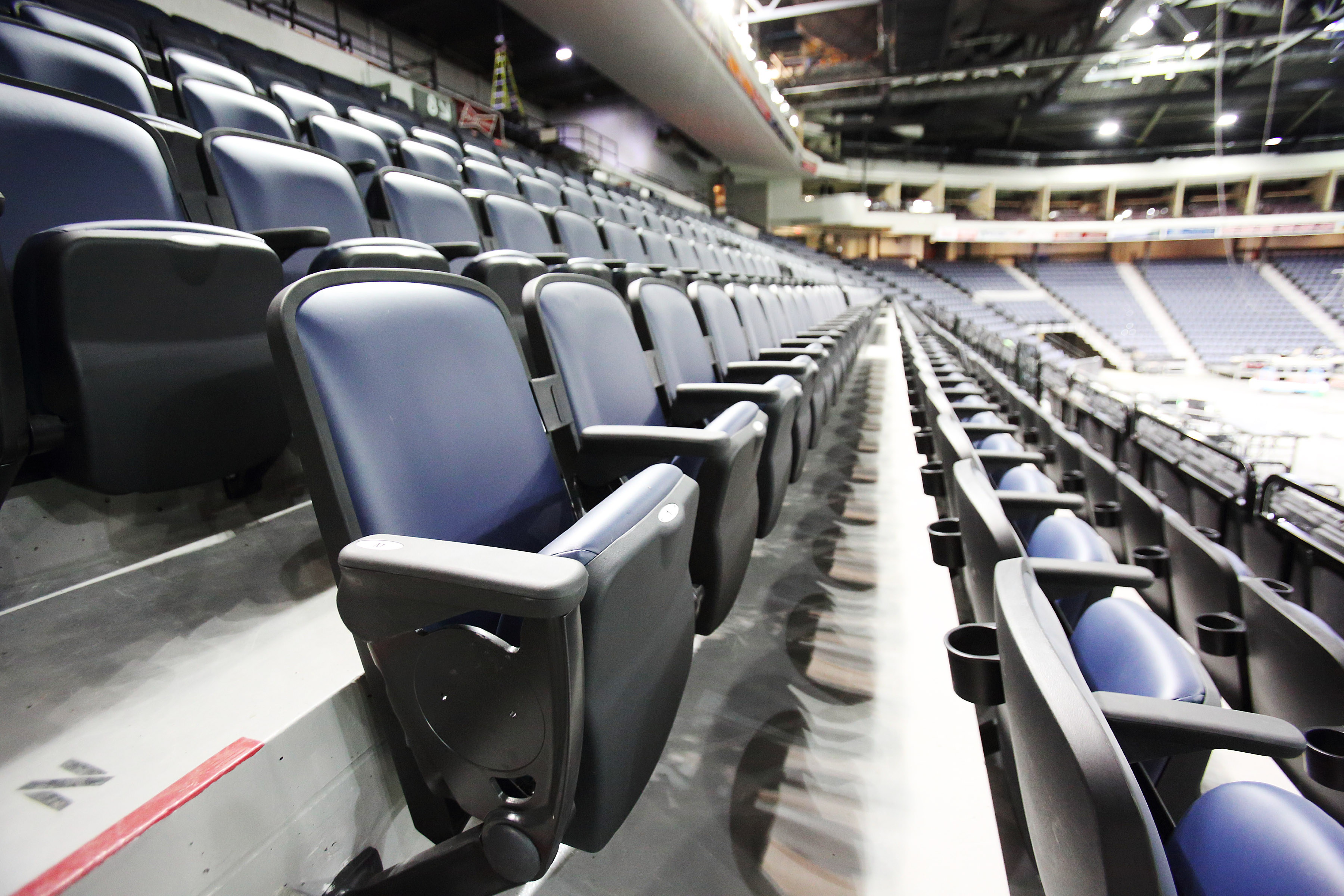 VIDEO: Newly renovated Scotiabank Centre unveiled