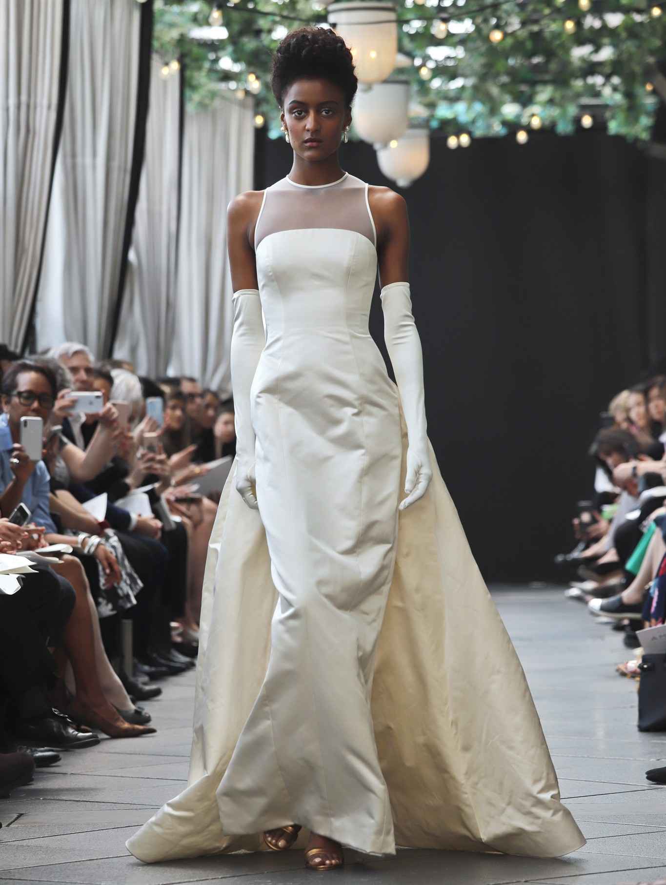 A Sombre Close To The Bridal Fashion Career Of Amsale Aberra