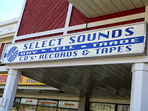 Select Sounds CD's Records and Tapes