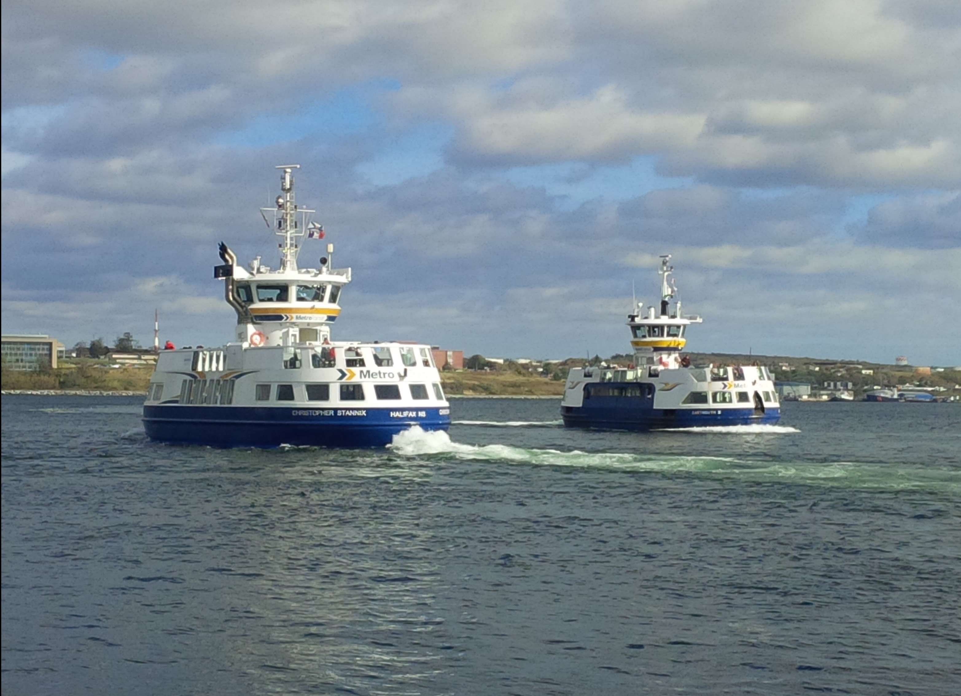 Pictou Island Ferry Schedule