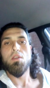 Michael Zehaf Bibeau appears in a video he filmed prior to his Oct. 22, 2014, shooting rampage on Parliament Hill in Ottawa, in this video image. THE CANADIAN PRESS/HO - RCMP