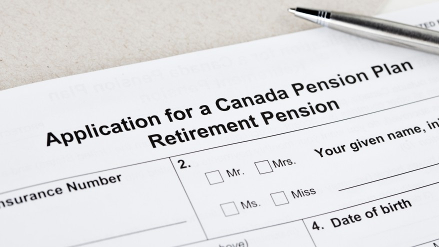 how to get federal pension in canada